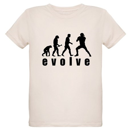 Evolve Football Organic Kids T-Shirt