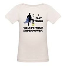 Tennis Superpower Tee