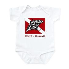 Manta Dive Infant Bodysuit