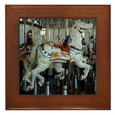 Carousel Framed Tile