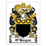 O'Hogan Coat of Arms Small Poster