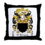 O'Hogan Coat of Arms Throw Pillow