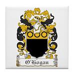 O'Hogan Coat of Arms Tile Coaster
