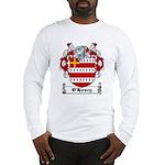 O'Hosey Coat of Arms Long Sleeve T-Shirt