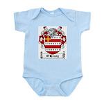 O'Hosey Coat of Arms Infant Creeper
