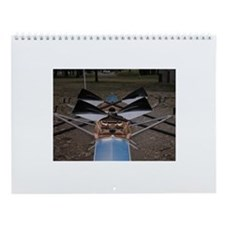 Wall Calendar - Rowing