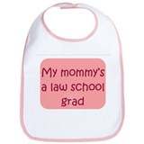 Cute Graduate school Bib