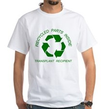 Recycled Parts Inside Shirt