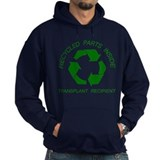 Recycled Parts Inside Hoody