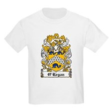 O'Regan Coat of Arms Kids T-Shirt