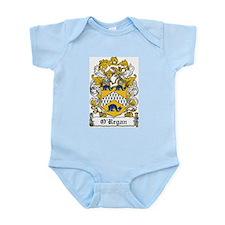 O'Regan Coat of Arms Infant Creeper