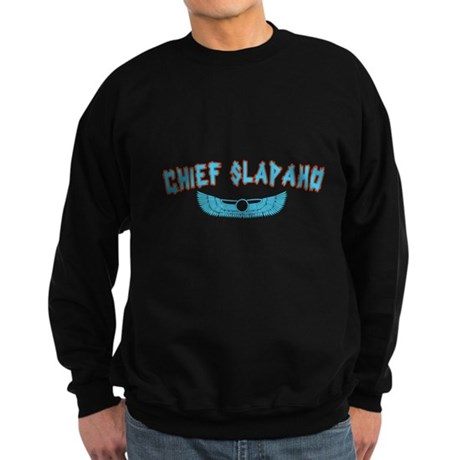 Chief Slapaho Dark Sweatshirt