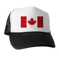 Cute Canada day Trucker Hat