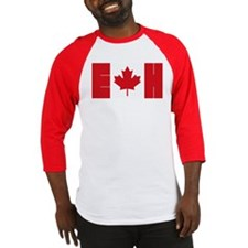 Cute Canada day Baseball Jersey
