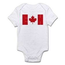 Cute Canada day Infant Bodysuit