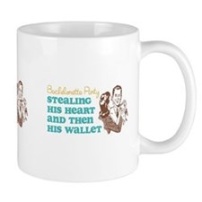 Stealing Heart and Wallet Mug