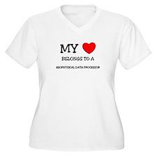 My Heart Belongs To A GEOPHYSICAL DATA PROCESSOR W