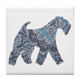 Paisley Kerry Tile Coaster