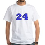 24 White T-Shirt