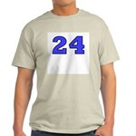 24 Ash Grey T-Shirt