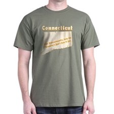 Vintage Connecticut T-Shirt