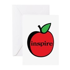 Teachers Inspire Greeting Cards (Pk of 10)