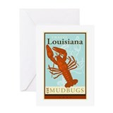 Travel Louisiana Greeting Card