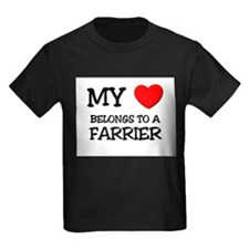 My Heart Belongs To A FARRIER T