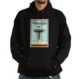 Travel Washington Hoodie