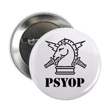 "PSYOP 2.25"" Button (10 pack)"
