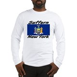 Suffern New York Long Sleeve T-Shirt