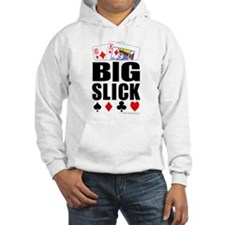 Big Slick hooded sweatshirt