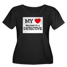 My Heart Belongs To A DETECTIVE T