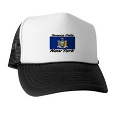 Seneca Falls New York Trucker Hat