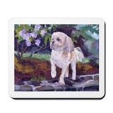 Lhasa Apso Junior Mousepad