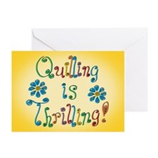 Quilling Greeting Cards (Pk of 10)