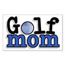 Golf Mom Decal