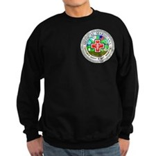 Medical Marijuana logo Sweatshirt
