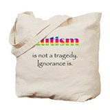 Autism Awareness! Tote Bag