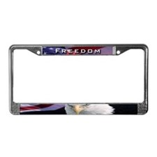 Freedom - License Plate Frame