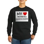 My Heart Belongs To A COMMERCIAL SOLICITOR Long Sl