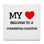 My Heart Belongs To A COMMERCIAL SOLICITOR Tile Co