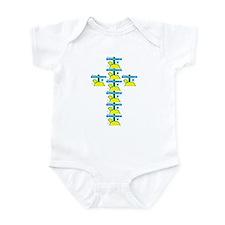 Butter Lamb Infant Bodysuit