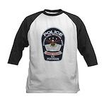 Pentagon Police Kids Baseball Jersey