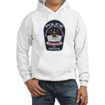 Pentagon Police Hooded Sweatshirt