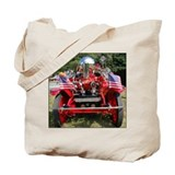 Ahrens-Fox fire engine Tote Bag