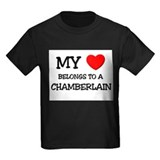 My Heart Belongs To A CHAMBERLAIN T