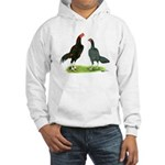 Thailand Gamefowl Hooded Sweatshirt