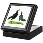 Thailand Gamefowl Keepsake Box