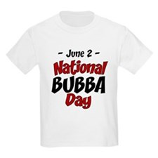 National Bubba Day T-Shirt